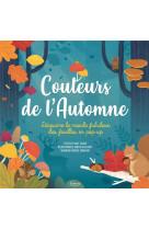 Couleurs de l-automne (coll. livre pop up)