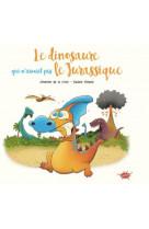 Le dinosaure qui n-aimait pas le jurassique