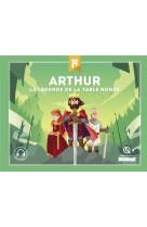 Arthur - la legende de la table ronde