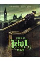 L-etrange cas du dr jekyll et de mr hyde