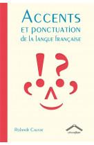 Accents et ponctuation de la langue francaise