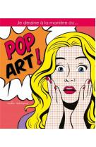 Je dessine a la maniere du...pop art!