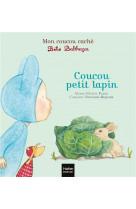 Mon coucou cache - t02 - bebe balthazar - coucou petit lapin - pedagogie montessori