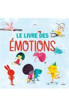Le livre des emotions - ne