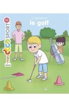 J-apprends le golf