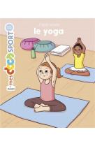 J-apprends le yoga