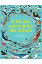 L-atlas aventurier des oceans