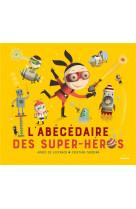 L-abecedaire des super-heros ne