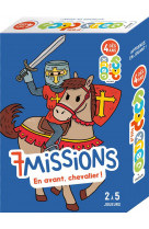 7 missions - en avant, chevaliers !