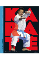 Je fais du karate