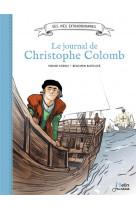 Christophe colomb - journal d-un explorateur