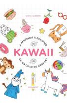 J-apprends a dessiner kawai en un coup de crayon