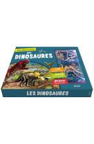 A la decouverte des dinosaures  (nouvelle edition)