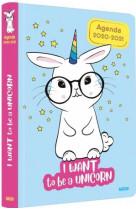 Agenda i want to be a unicorn