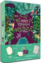 Foret magique - mon joli set de correspondance