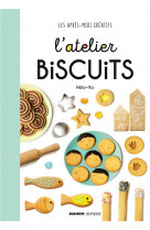 L-atelier biscuits