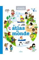 L-atlas du monde