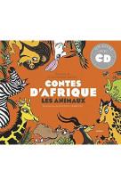 Contes d-afrique - les animaux