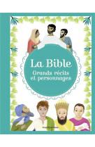 La bible - grands recits et personnages