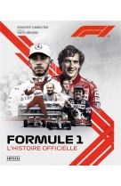 Formule 1 - l-histoire officielle