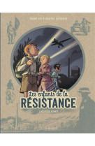 Les enfants de la resistance - tome 3 - les deux geants