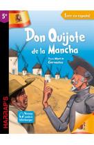 Harrap-s don quijote de la mancha - 5e