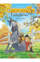 Camomille et les chevaux - tome 01 - un amour d-ocean