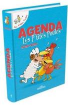 Les p-tites poules - agenda 2020-2021