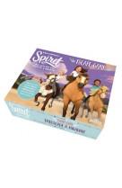Spirit - escape box - au galop en toute liberte