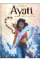 Ayati - tome 1 la legende des cinq petales - vol01