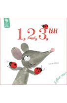 1, 2, 3, lili - nouvelle edition
