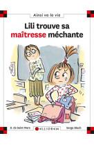 Lili trouve sa maitresse mechante - tome 57 - vol57