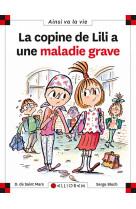 La copine de lili a une maladie grave - tome 66 - vol66