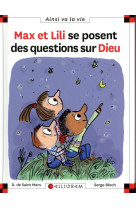 Max et lili se posent des questions sur dieu - tome 86 - vol86