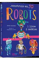 Construis en 3d - robots