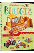 Construis en 3d - bulldozers