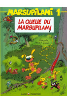Marsupilami - t01 - la queue du marsupilami