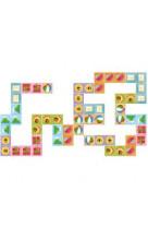 Joue et apprends domino formes