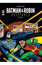 Batman & robin aventures  - tome 1