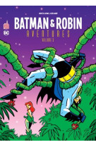 Batman & robin aventures  - tome 3