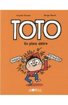 Toto bd, tome 09 - en plein delire
