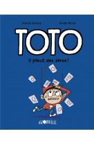 Toto bd, tome 10 - il pleut des zeros