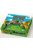 Escape box minecraft - escape game enfant de 2 a 5 joueurs - de 8 a 12 ans