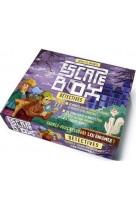 Escape box detectives - escape game enfant de 2 a 5 joueurs - de 8 a 12 ans