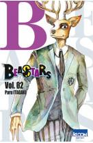 Beastars t02 - vol02