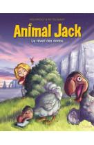 Animal jack - tome 4 - le reveil des dodos