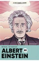 Albert einstein en bd