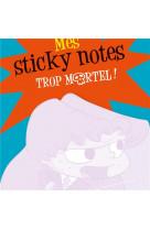 Sticky notes mortelle adele trop mortel !
