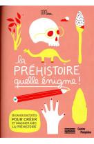 Cahier d-activite prehistoire