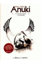 Anuki - tome 6 - la grande course du printemps